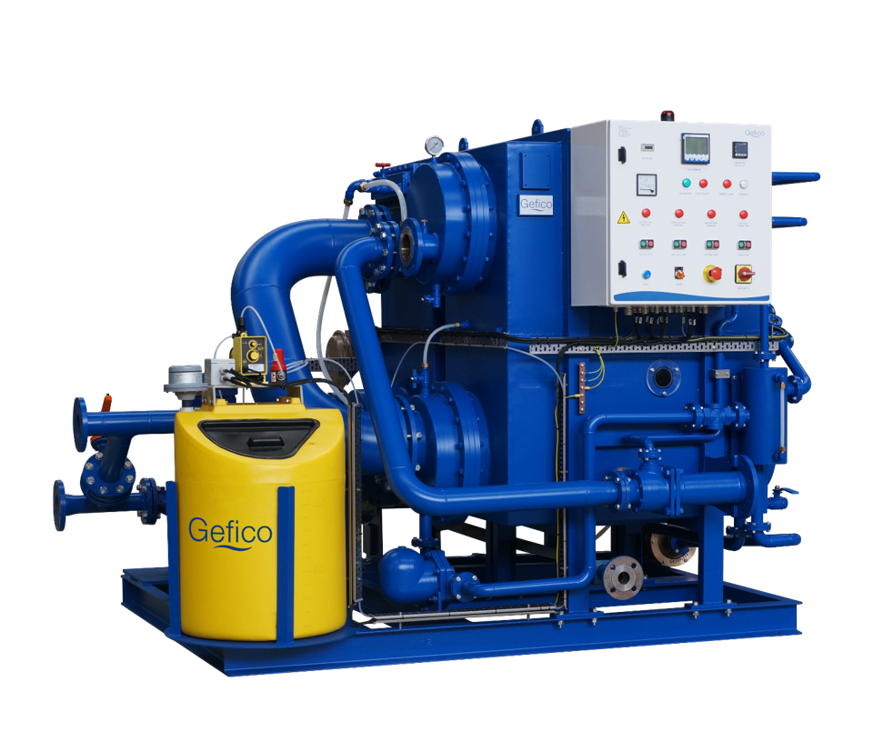 gefico aquamar fresh water generators